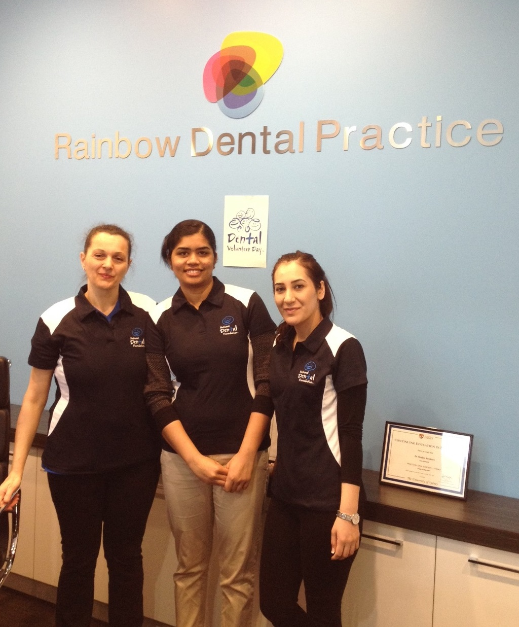 Rainbow Dental Team 3