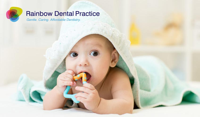 babies oral care